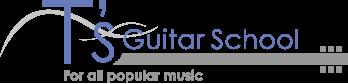 東京渋谷原宿T's Guitar School