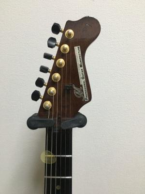 ギターのヘッド 3回目